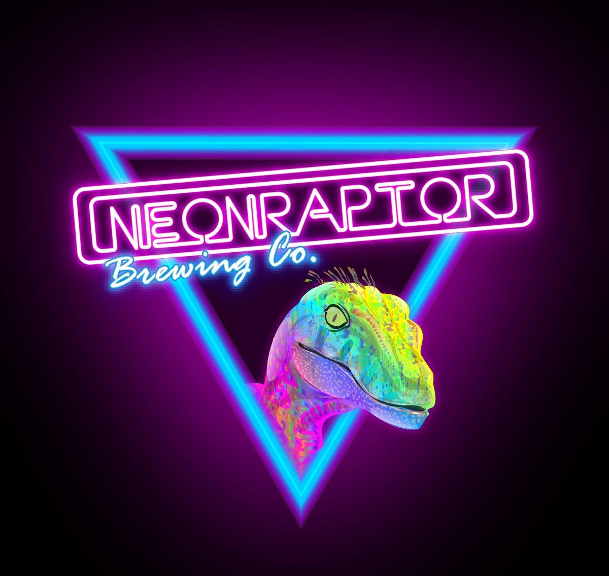 Neon Raptor | Saturday Night's Alright | Strawberry Lemonade IPA 4.5% 440ml