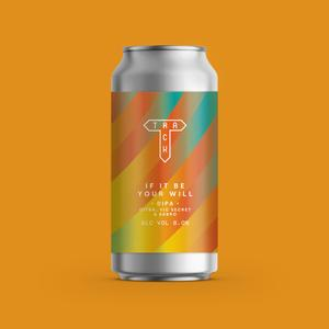 Track Brewing | If It Be Your Will | DIPA 8% 440ml