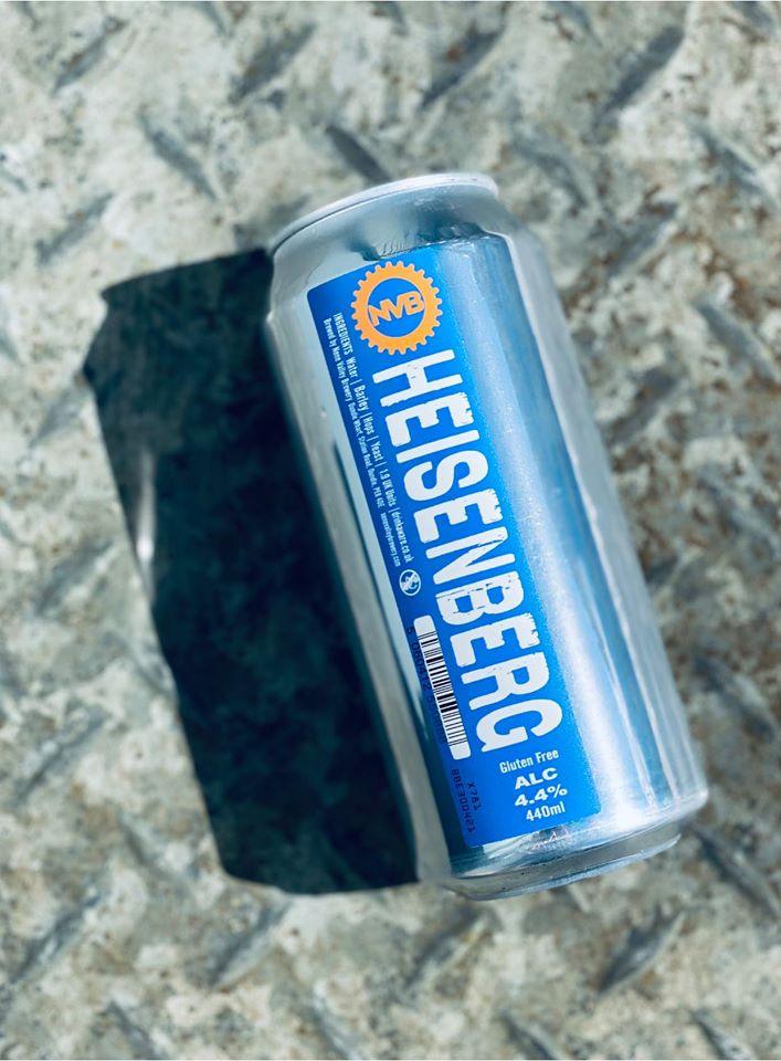 Nene Valley | Heisenberg | Lager 4.4% 440ml