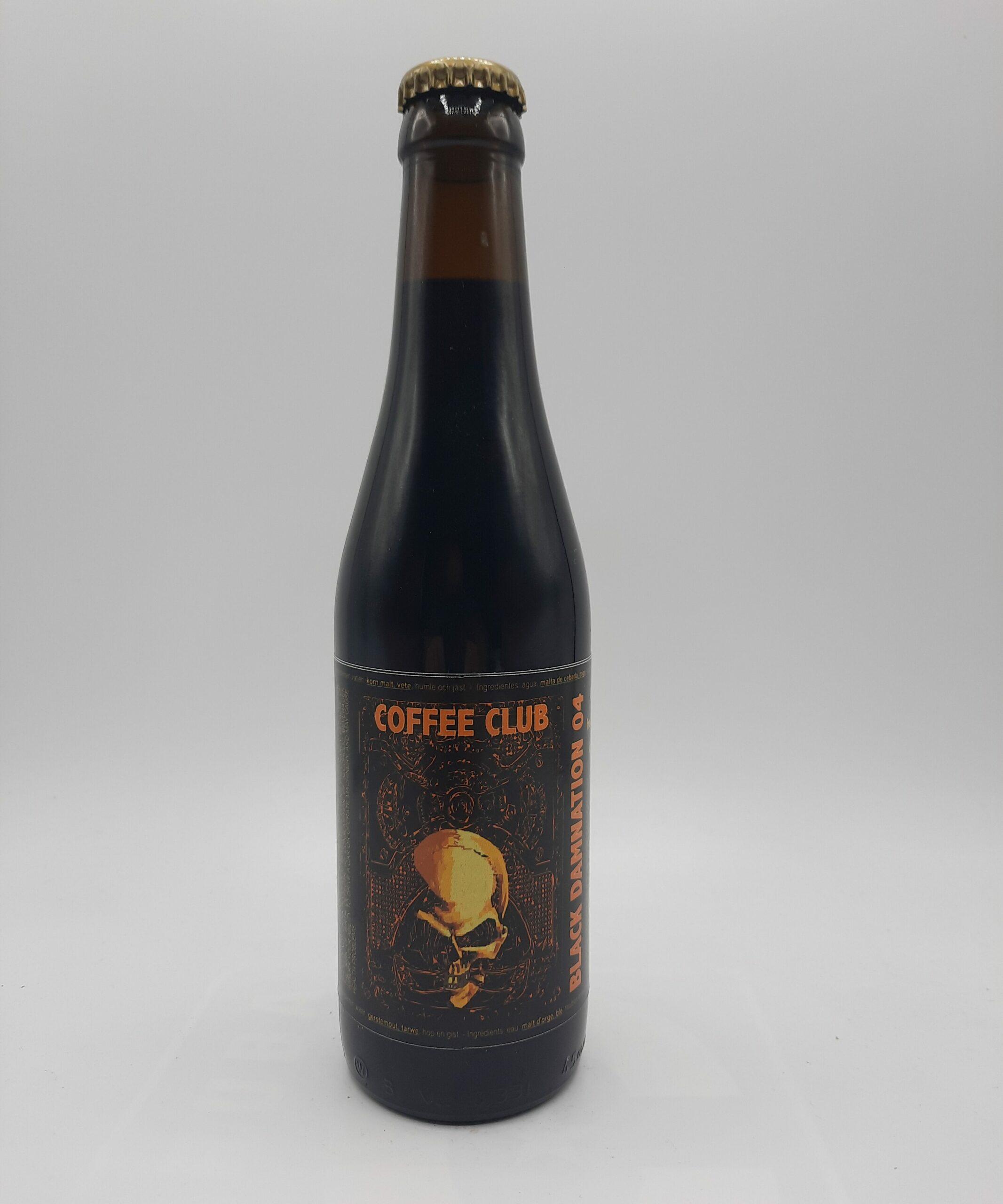 Struise | Black Damnation 04 Coffee Club | Caribbean Rum Barrel Aged Imperial Stout 13% 330ml