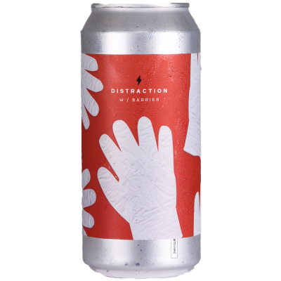 Garage x Barrier | Distraction | Session IPA 4.8% 440ml