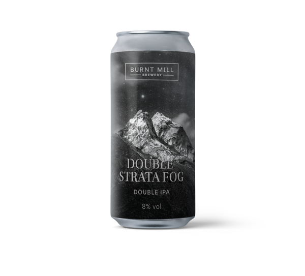 Burnt Mill | Double Strata Fog | Double IPA 8.0% 440ml