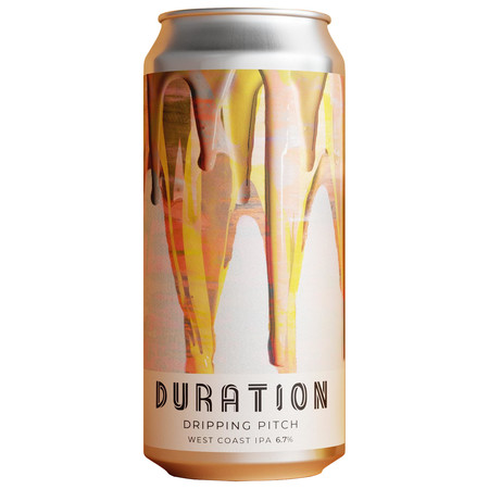 Duration | Dripping Pitch | West Coast IPA 6.7% 440ml