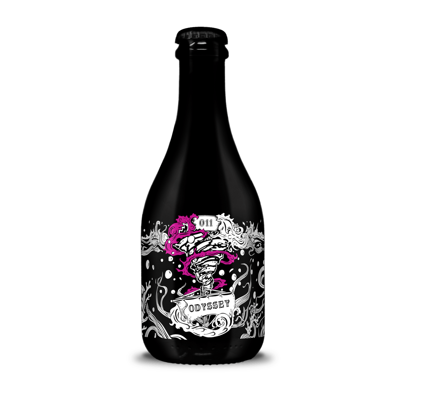 Siren | Odyssey 011 | Barrel Aged Imperial Stout Blend 11.5% 375ml