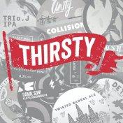 6 Pack Gift - Thirsty's Choice: Dark Beer