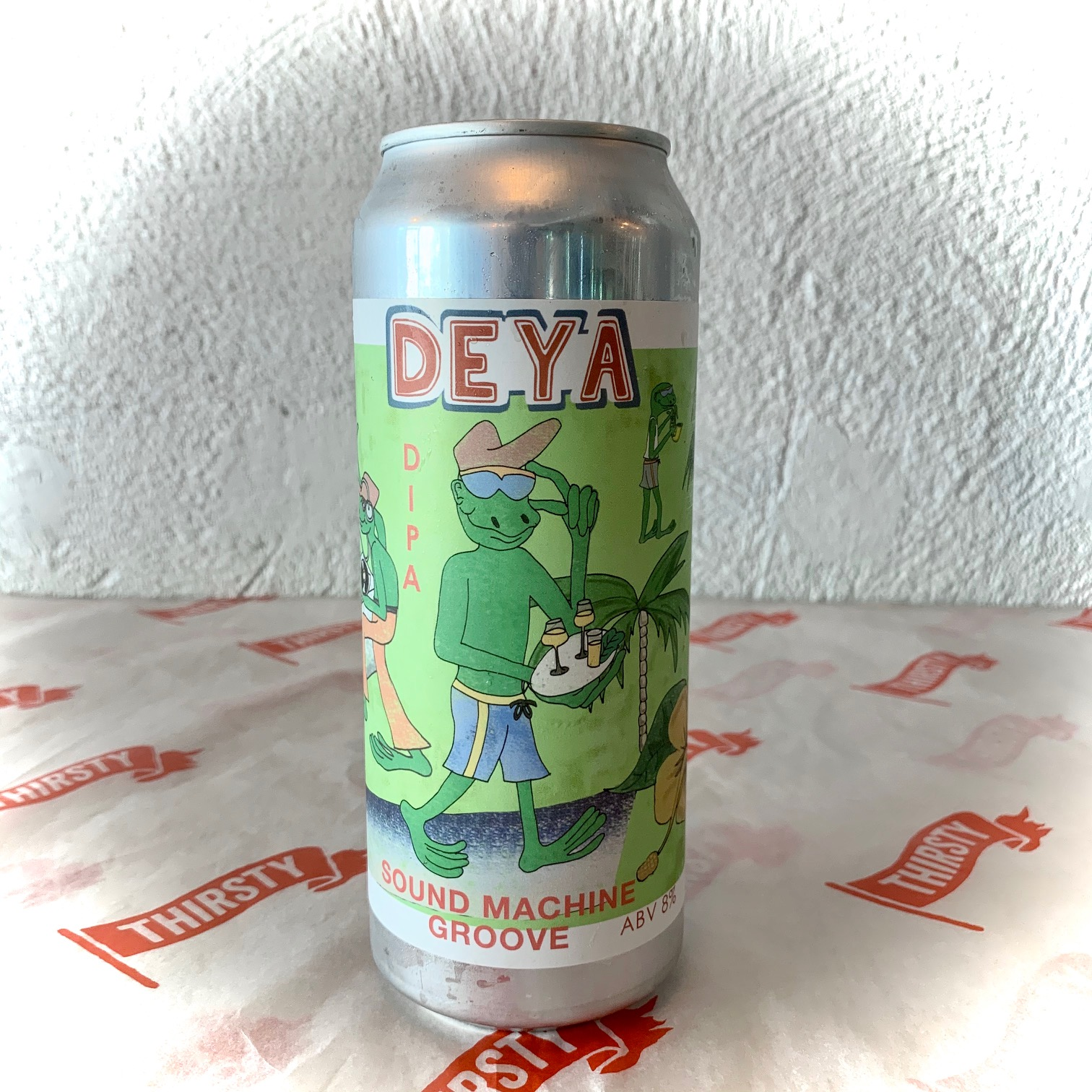 Deya | Sound Machine Groove | DIPA 8% 500ml