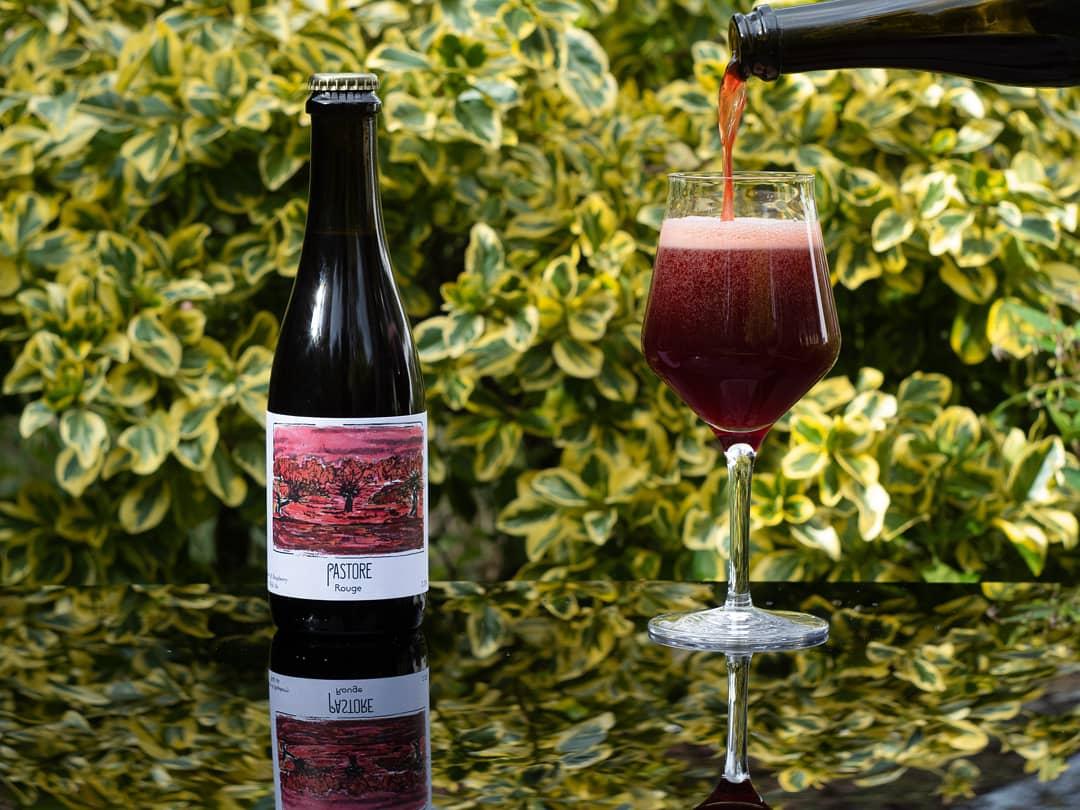 Pastore | Rouge | Cherry & Raspberry Old Bruin 5.5% 375ml