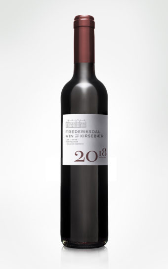 Frederiksdal | Vintage 2018 | Cherry Wine 14.5% 500ml