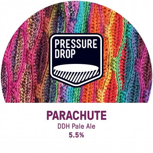 Pressure Drop | Parachute | Ekuanot, Citra & HBC 431 DDH NEPA 5.5% 440ml