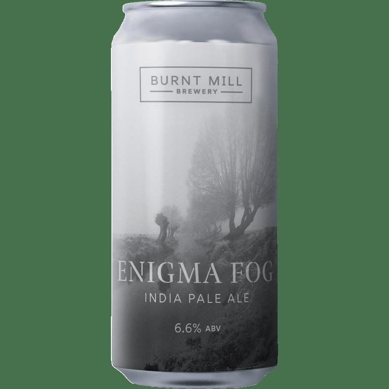 Burnt Mill | Enigma Fog | IPA 6.6% 440ml