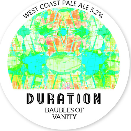ON TAP Duration | Baubles of Vanity | West Coast Pale Ale 5.2% x 1 LITRE
