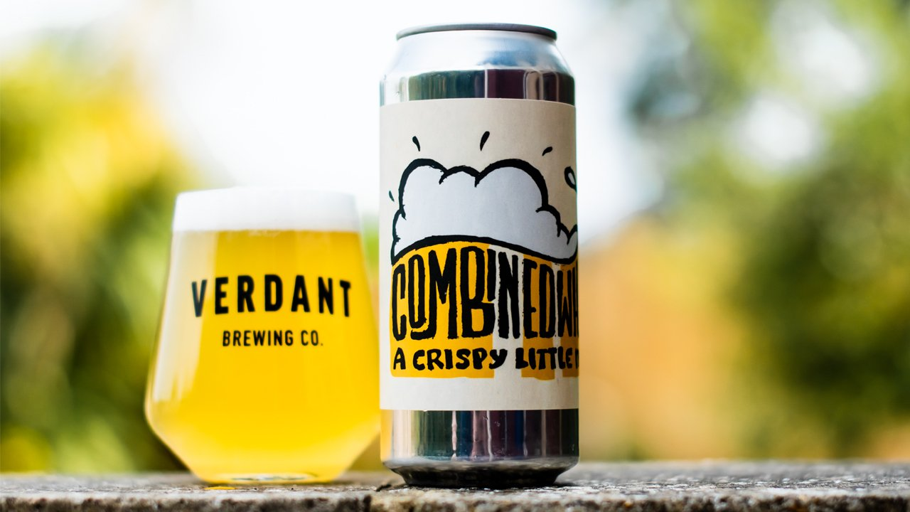 Verdant | Combined Whimsy | Pale Ale 4.7% 440ml