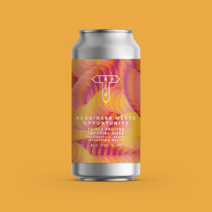 Track Brewing Co. | Readiness Meets Opportunity | Passionfruit, Peach, Mandarin & Guava