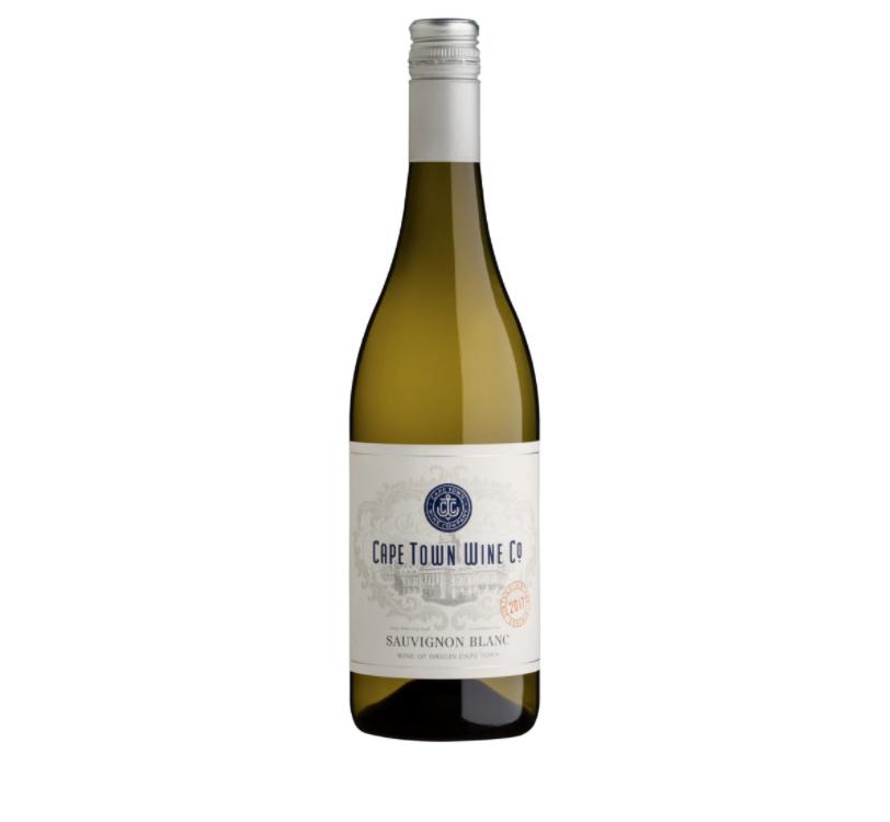 Cape Town Wine Co. Sauvignon Blanc 2020 |White Wine|South Africa|
