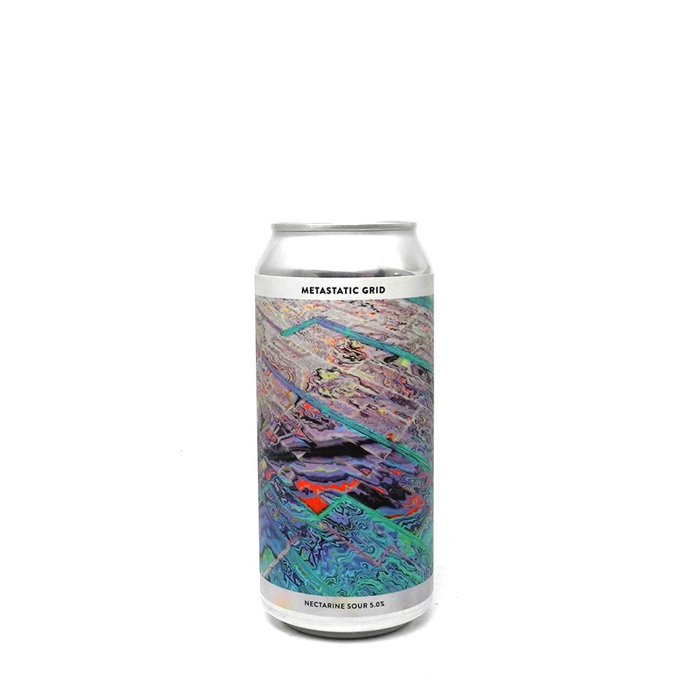 Gamma Brewing Company | Metastatic Grid | Nectarine Sour 4% 440ml