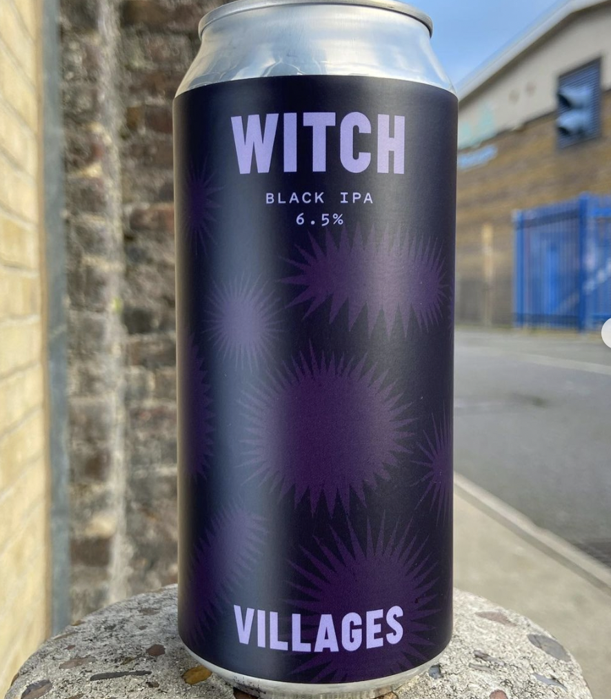 Villages | Witch | Black IPA 6.5% 440ml