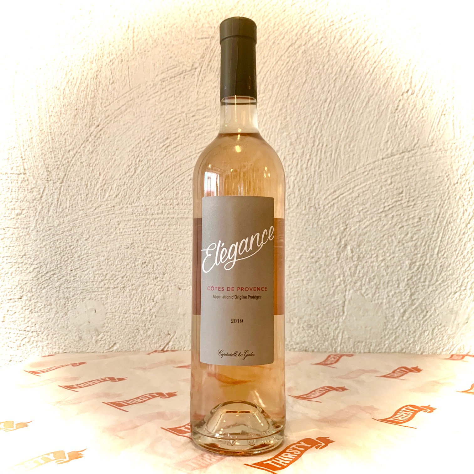 Capdevielle Elegance Provence Rose
