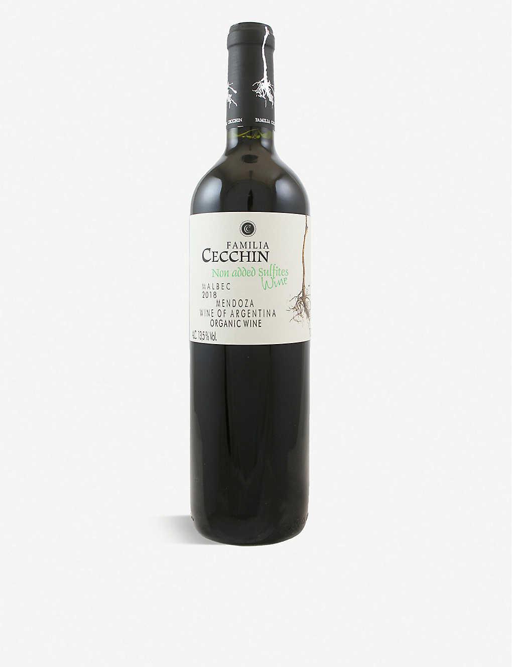 Cecchin Malbec |Red Wine|Argentina|