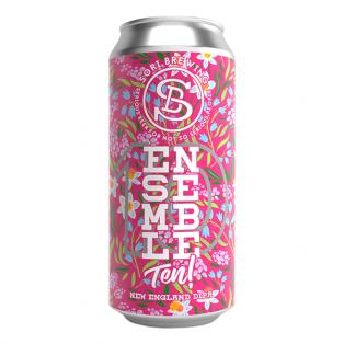Sori Brewing   Ensemble 10   DIPA 8.2% 440ml