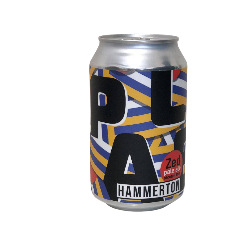 Hammerton | Zed | Alcohol Free Pale 0.5% 330ml