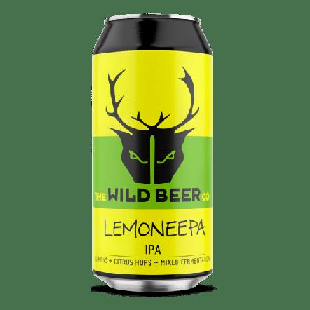 Wild Beer Co. |  Lemoneepa | Lemonade IPA 6% 440ml
