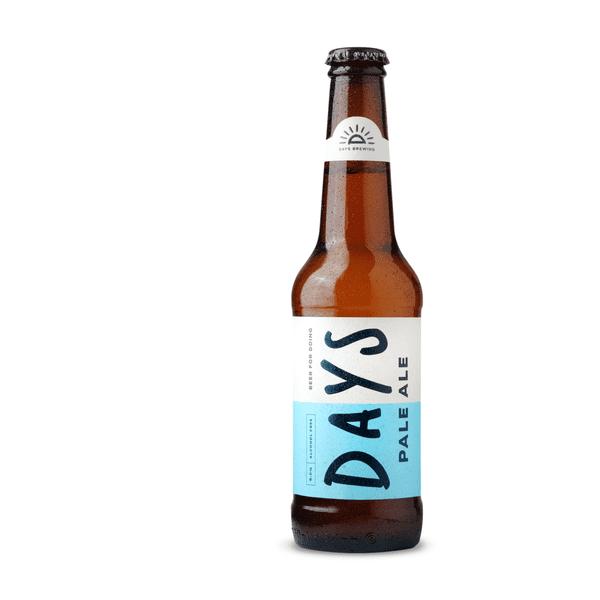 Days Brewing | Days Pale Ale | AF 0.0% 330ml