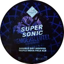 ON TAP Frau Gruber Supersonic TIPA 9.8% x 1 LITRE