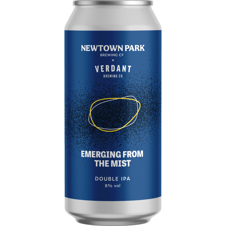 Newtown Park x Verdant | Emerging From The Mist | DIPA 8% 440ml