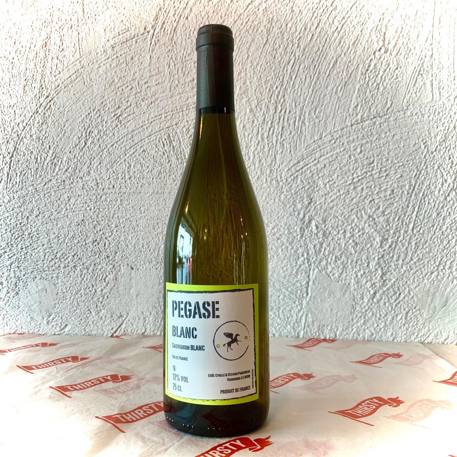 Pegase Blanc, Domaine De L'Epinay 2019