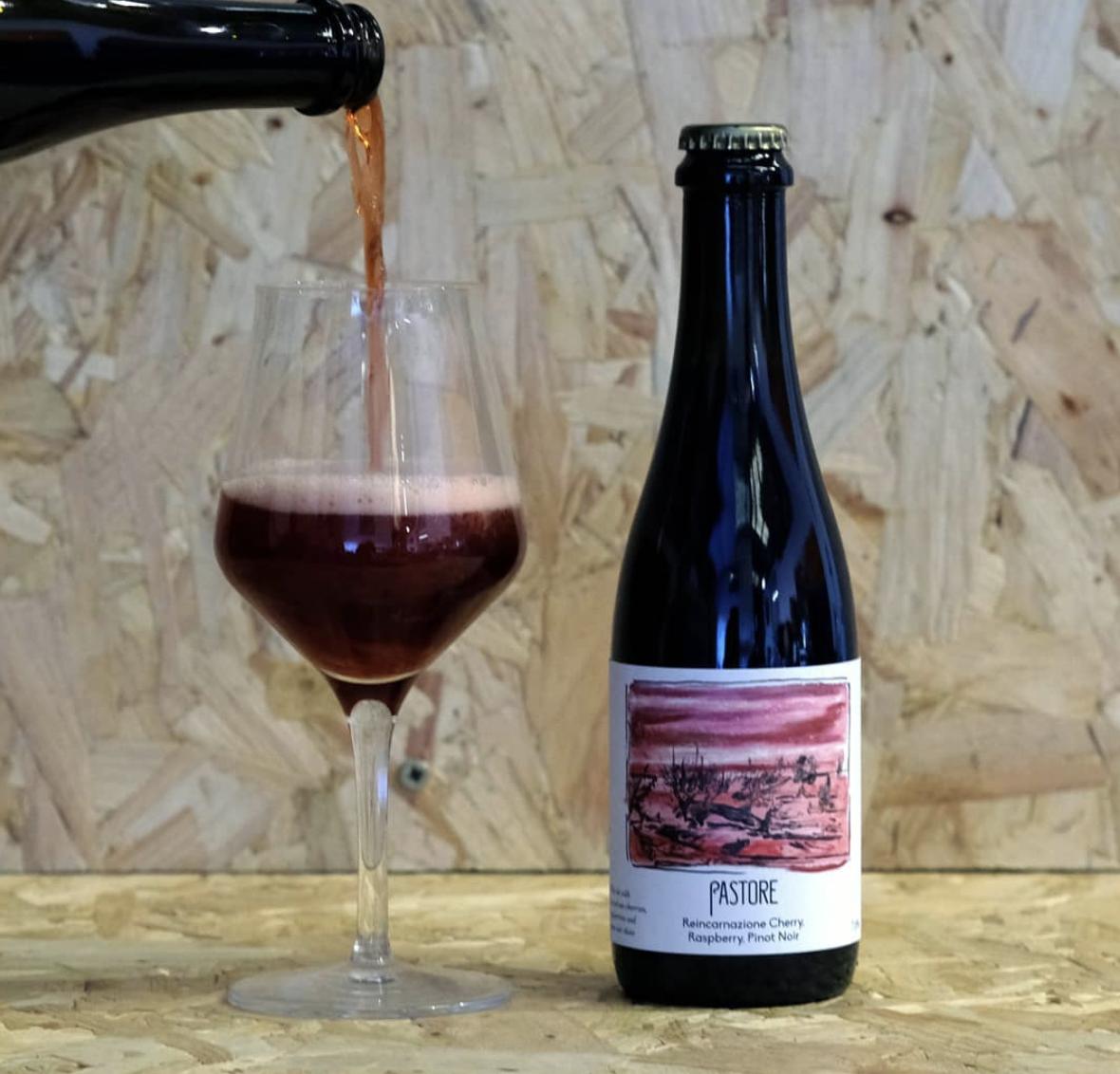 Pastore | Reincarnazione Cherry, Raspberry, Pinot Noir Sour | 375ml