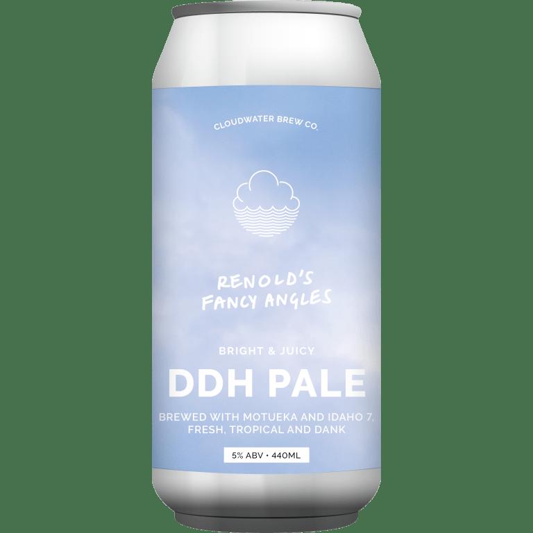 Cloudwater | Reynold's Fancy Angles | Pale Ale 5% 440ml