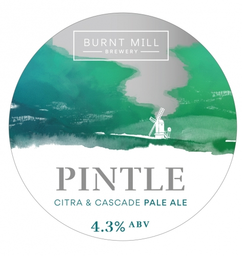 ON TAP | Burnt Mill | Pintle | Citra Cascade Pale Ae 4.3% x 1Litre
