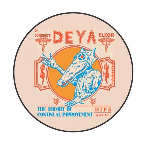 DEYA | The Theory Of Continual Improvement | DIPA 8% 500ml