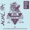 Apex Brewing Company   Acme IPA   New England IPA 6.5% 440ml