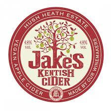 ON TAP Jake's Kentish Cider 4.8% x 1 LITRE