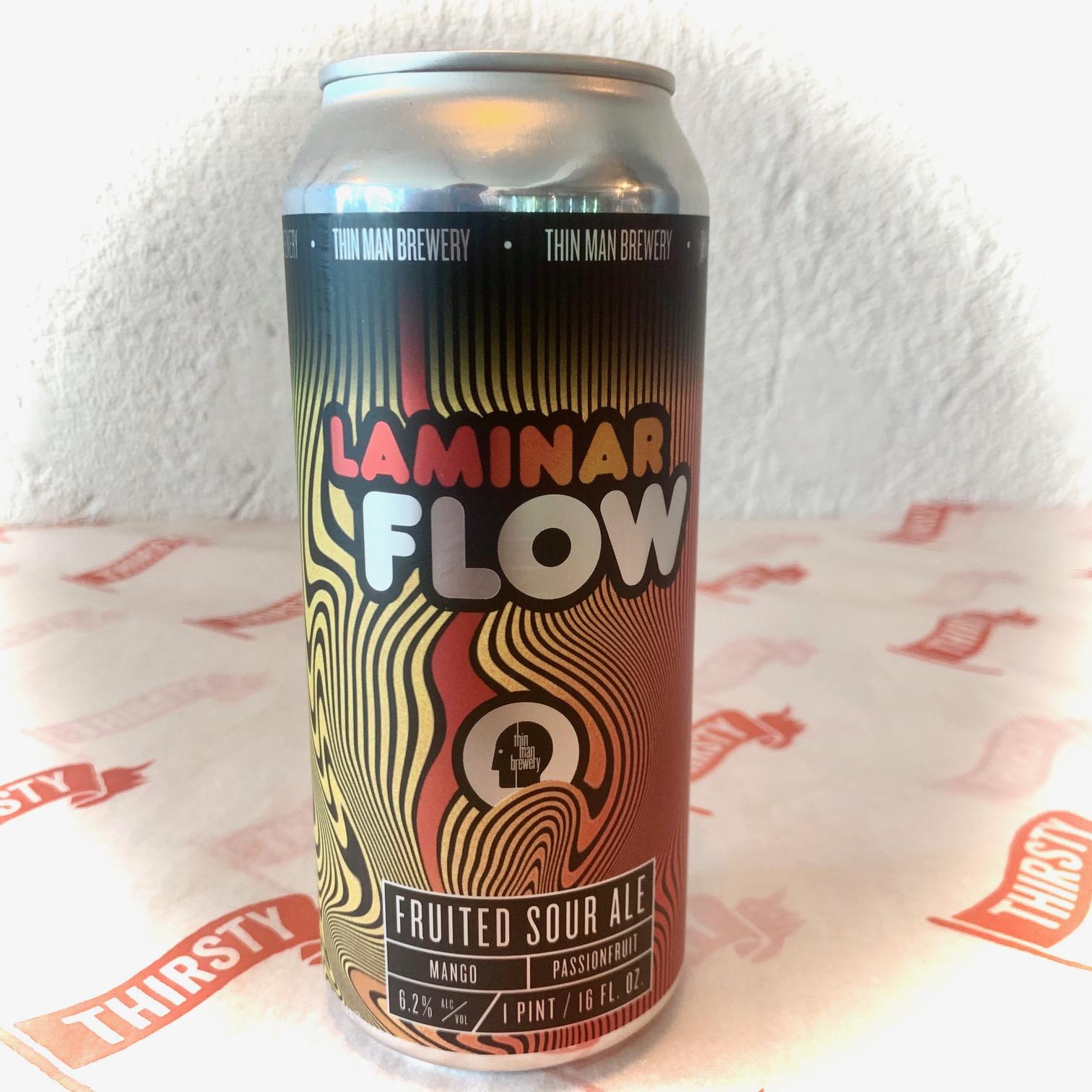 Thin Man | Laminar Flow | Mango and Passion Fruit Sour 6.2% 473ml