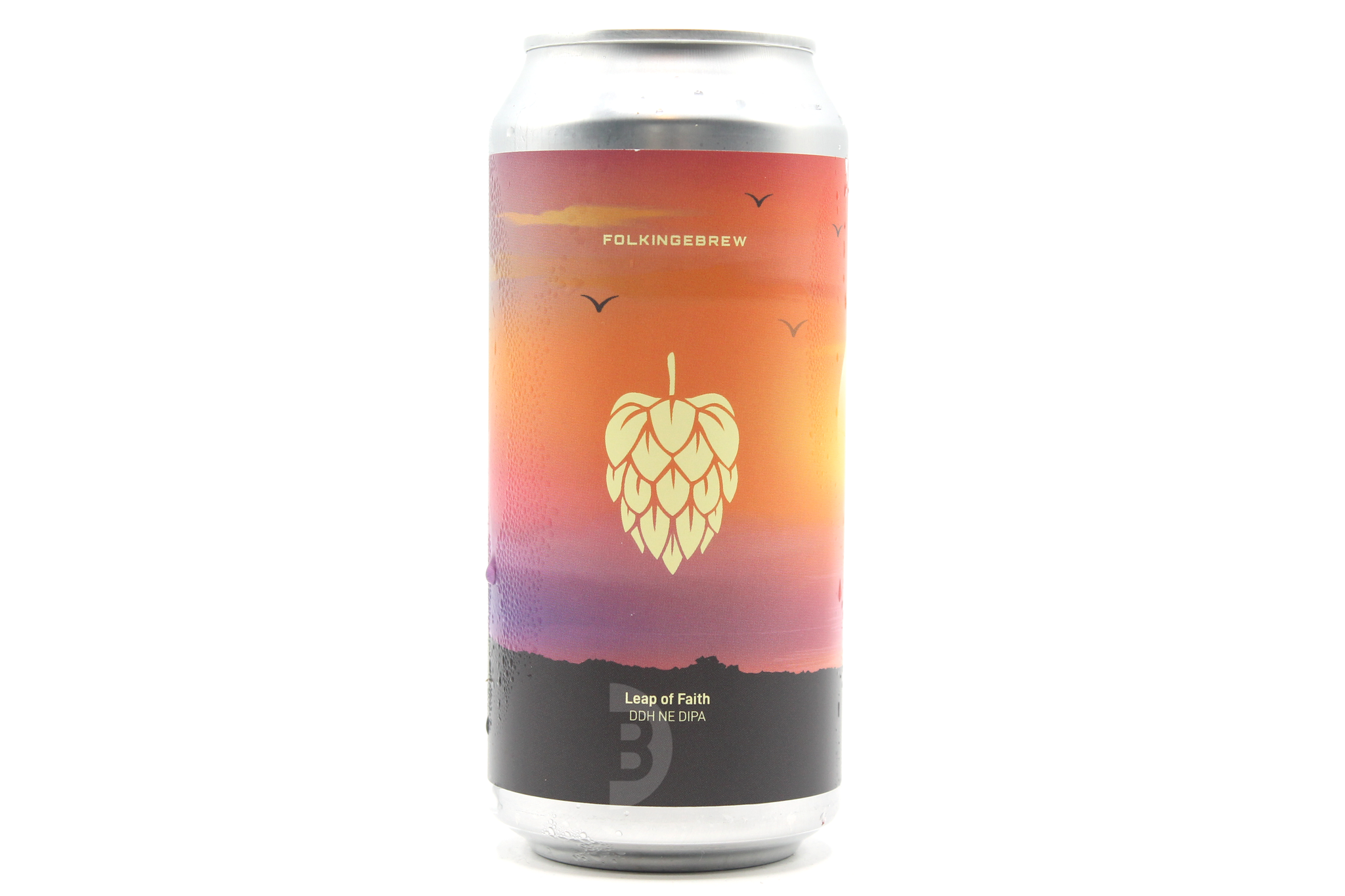 Folkingebrew | Leap Of Faith | New England DIPA 8.5% 440ml