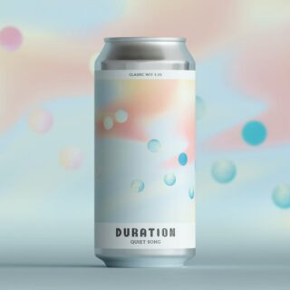 Duration | Quiet Song | Classic Wit 4.3% 440ml