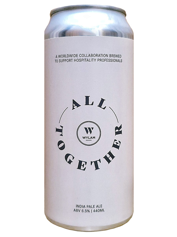 Wylam x Other Half | All Together | IPA 6.5% 440ml