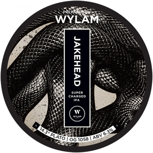 ON TAP Wylam | Jakehead | Super Charged IPA 6.3% x 1 LITRE