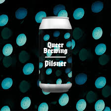The Queer Brewing Project | Tiny Dots | Pilsner 4.5% 440ml