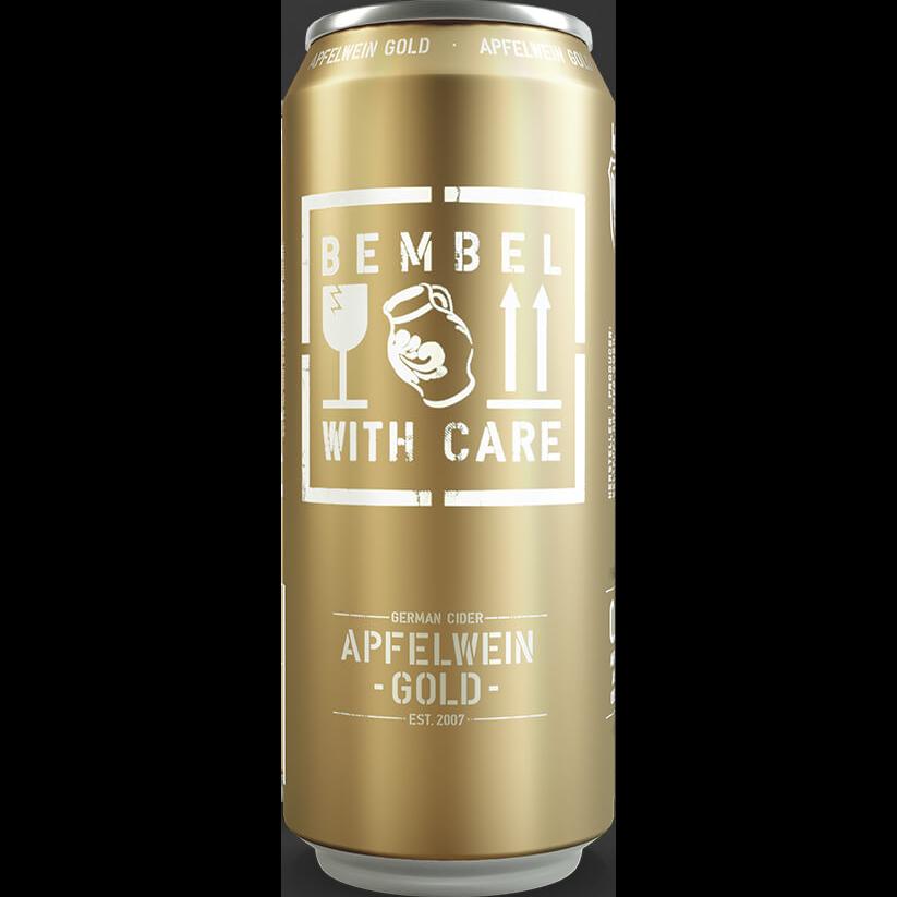 Kelterei Krämer | Bembel With Care | Apfelwein Gold  Cider 5% 500ml
