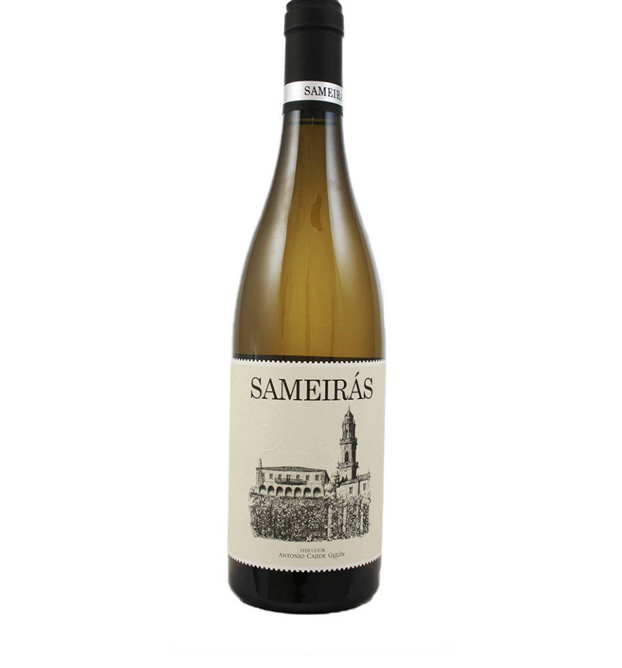 Sameiras Ribeiro Blanco |White Wine|Spain|