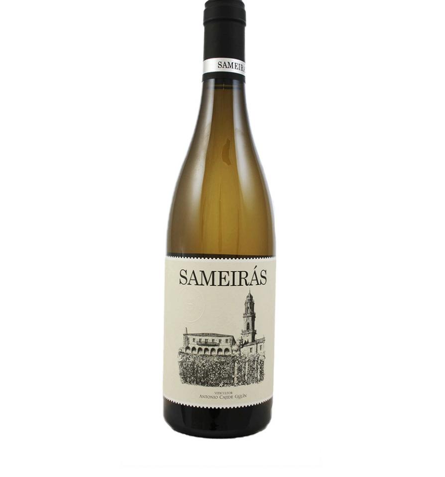 Sameiras Ribeiro Blanco |White Wine|Spain|