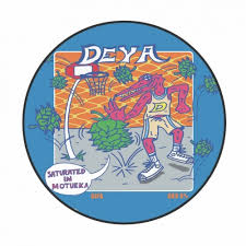 DEYA | Saturated In Motueka | Single Hopped Dipa 8% 500ml