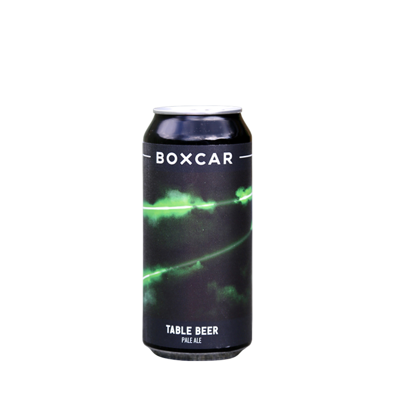 Boxcar | Table Beer | 3.6% 440ml *Past BBE* Reduced Price*