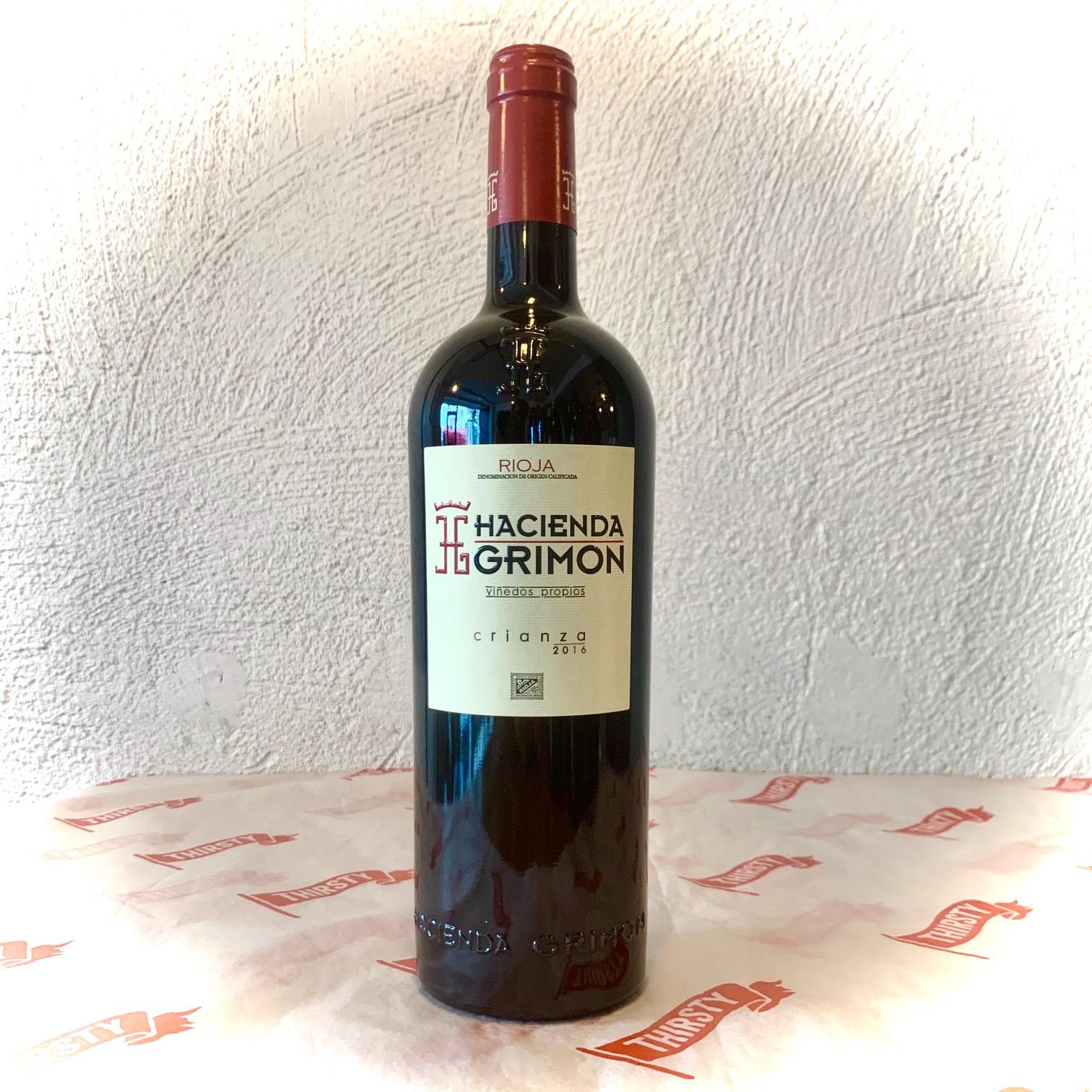 Hacienda Grimon Rioja Crianza 2016