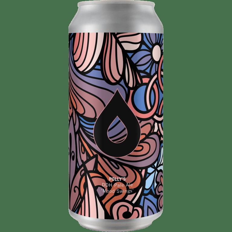 Polly's Brew Co. | Mood Swings | DDH Pale Ale 5.5% 440ml
