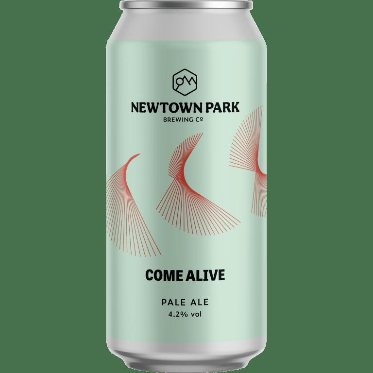 Newtown Park  | Come Alive | Pale Ale 4.2% 440ml