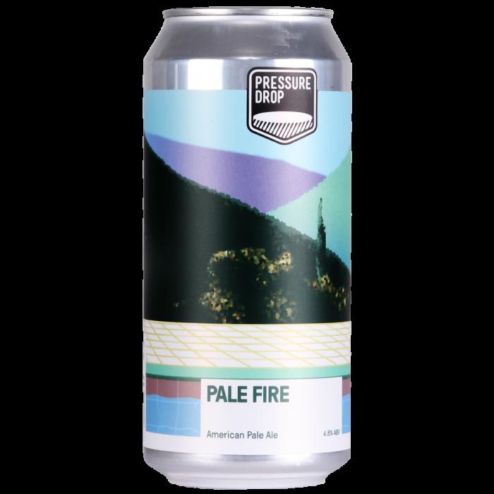 Pressure Drop | Pale Fire | American Pale Ale 4.8% 440ml
